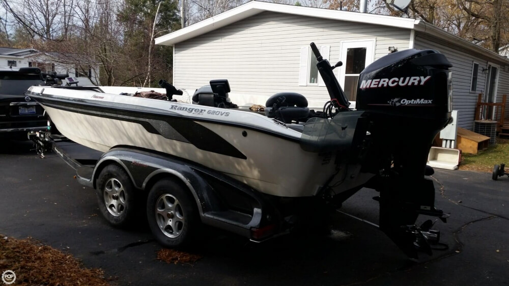 2003 Ranger Boats boat for sale, model of the boat is 620T & Image # 11 of 40