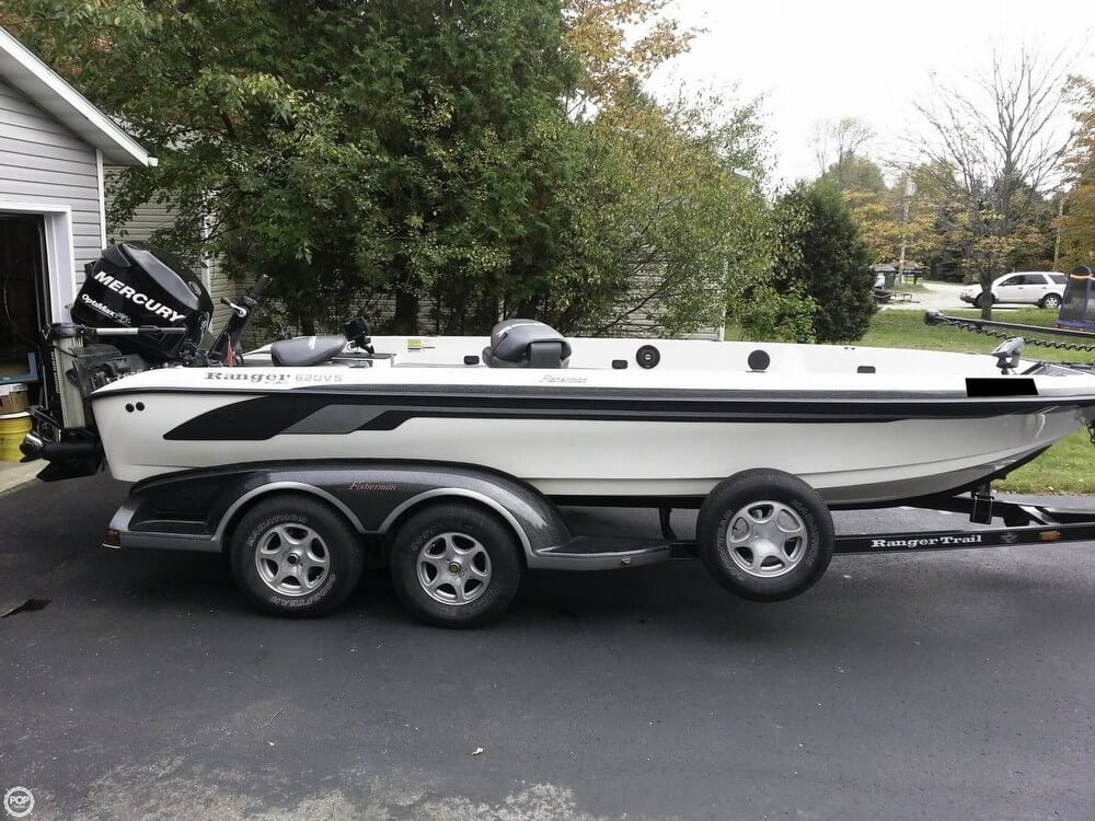 2003 Ranger Boats boat for sale, model of the boat is 620T & Image # 2 of 40