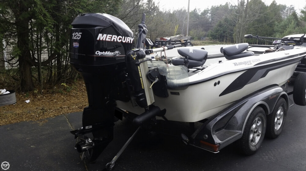 2003 Ranger Boats boat for sale, model of the boat is 620T & Image # 3 of 40
