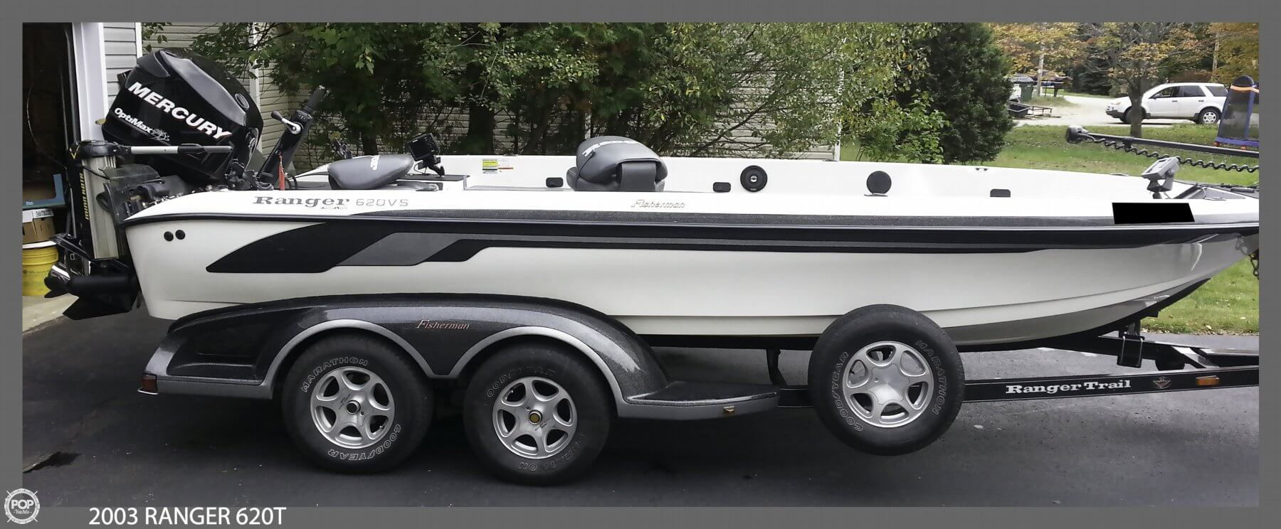2003 Ranger 620T For Sale