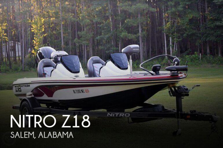 Used Boats For Sale in Columbus, Georgia by owner | 2017 Nitro 18