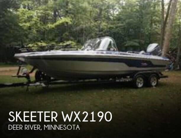 Used Skeeter Boats For Sale by owner | 2015 Skeeter 21