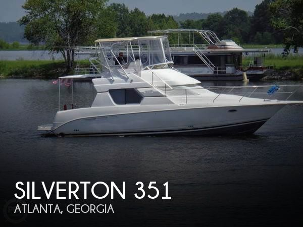 Used Silverton Boats For Sale by owner | 1997 Silverton 35