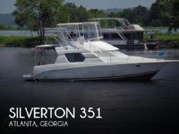 1997 Silverton 351 Sedan Cruiser