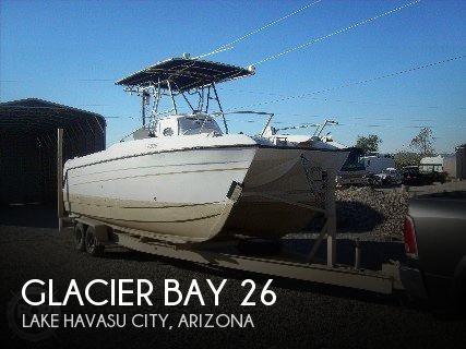 Used GLACIER BAY Boats For Sale by owner | 2006 Glacier Bay 26