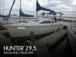1994 Hunter 29.5