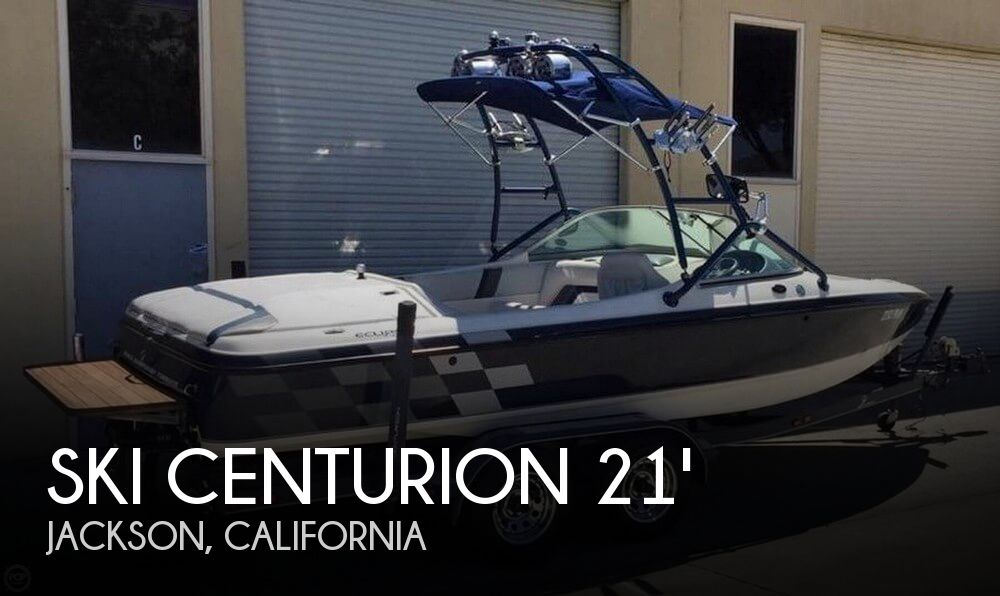 Used Ski Centurion Boats For Sale by owner | 2000 Ski Centurion 21