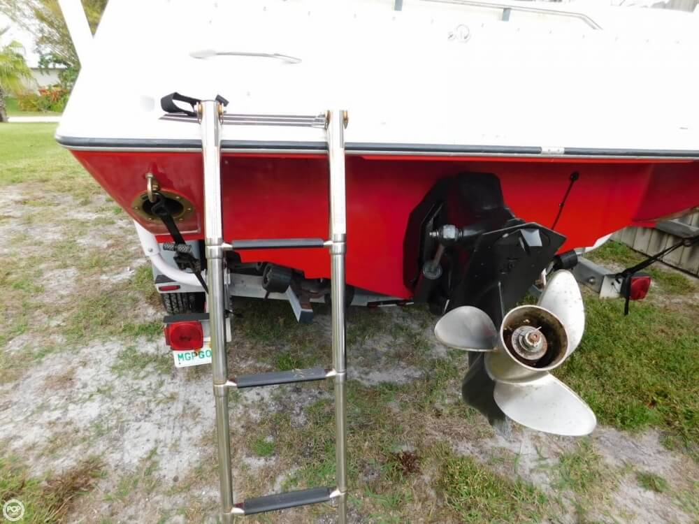 1988 Four Winns boat for sale, model of the boat is Liberator 201 & Image # 21 of 40