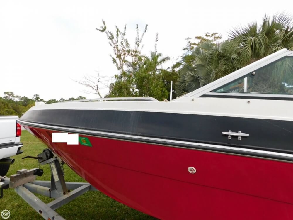 1988 Four Winns boat for sale, model of the boat is Liberator 201 & Image # 25 of 40