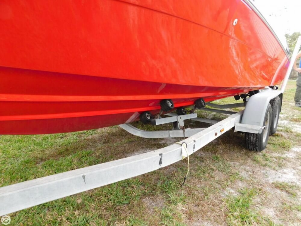 1988 Four Winns boat for sale, model of the boat is Liberator 201 & Image # 28 of 40
