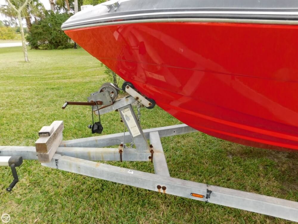 1988 Four Winns boat for sale, model of the boat is Liberator 201 & Image # 29 of 40