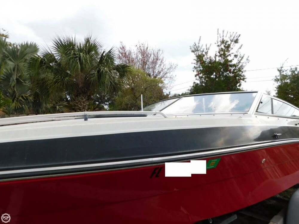 1988 Four Winns boat for sale, model of the boat is Liberator 201 & Image # 31 of 40