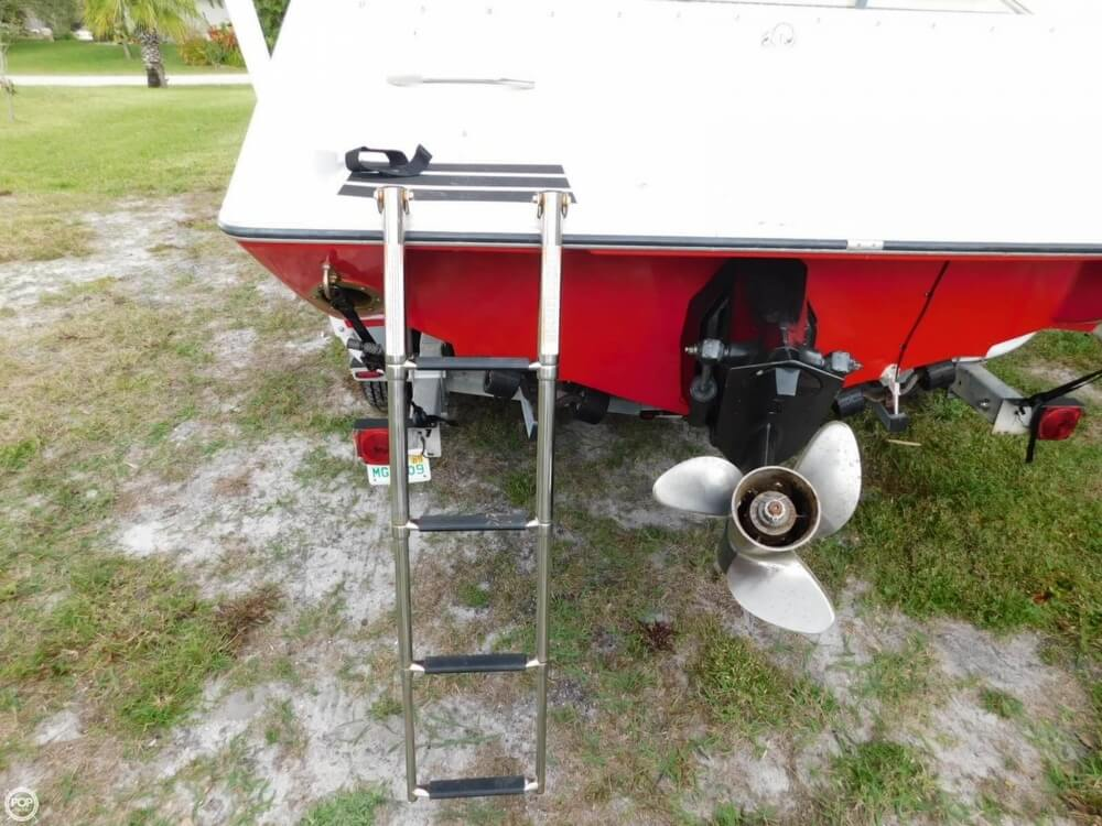 1988 Four Winns boat for sale, model of the boat is Liberator 201 & Image # 34 of 40