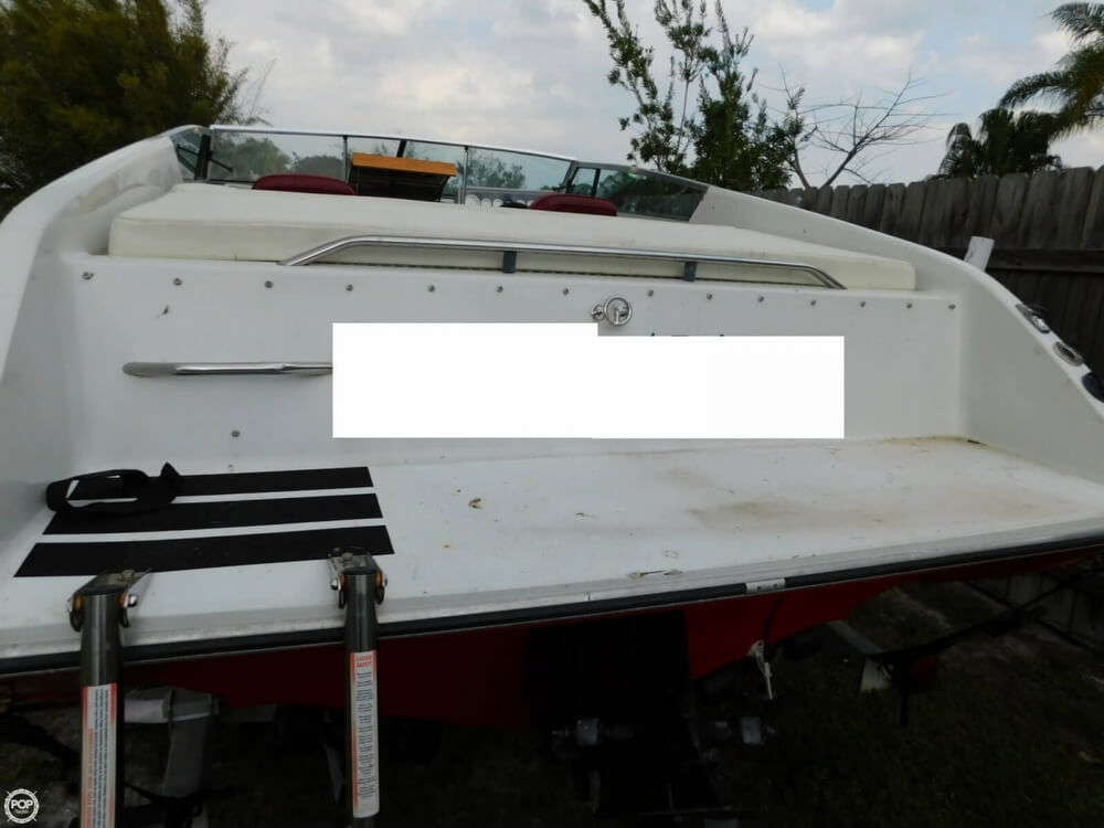 1988 Four Winns boat for sale, model of the boat is Liberator 201 & Image # 35 of 40