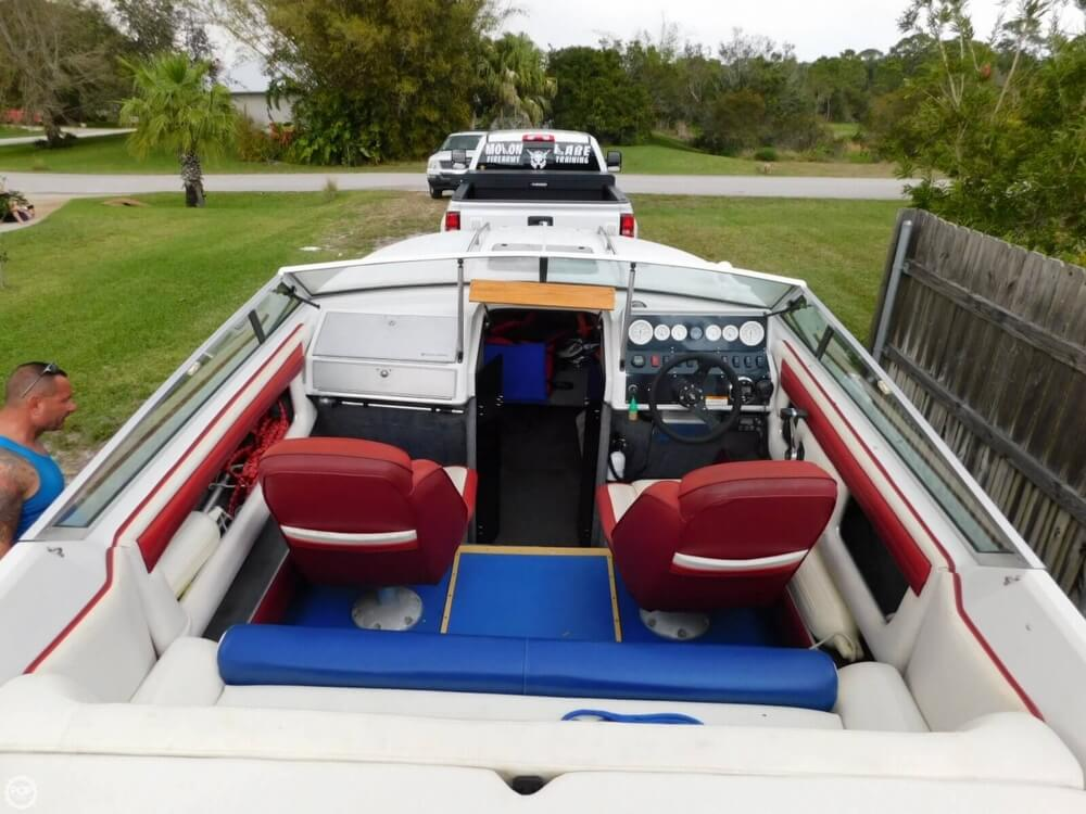 1988 Four Winns boat for sale, model of the boat is Liberator 201 & Image # 40 of 40