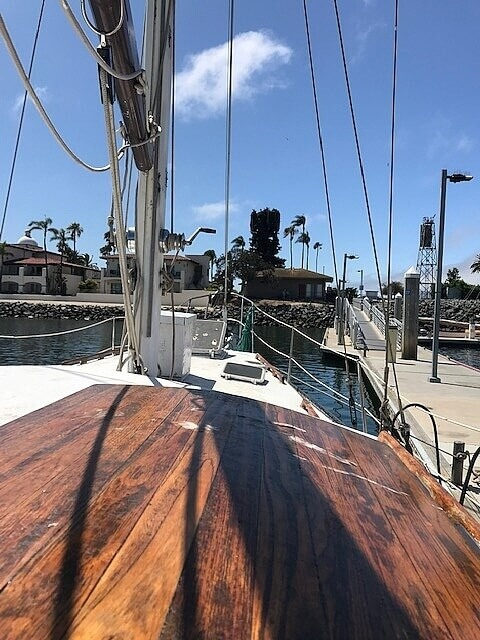 1982 Hartley boat for sale, model of the boat is 39 & Image # 5 of 40