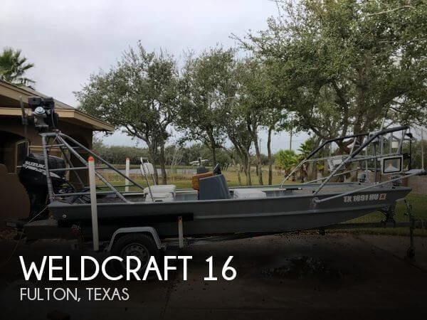 Used Weldcraft Boats For Sale by owner | 1997 Weldcraft 16