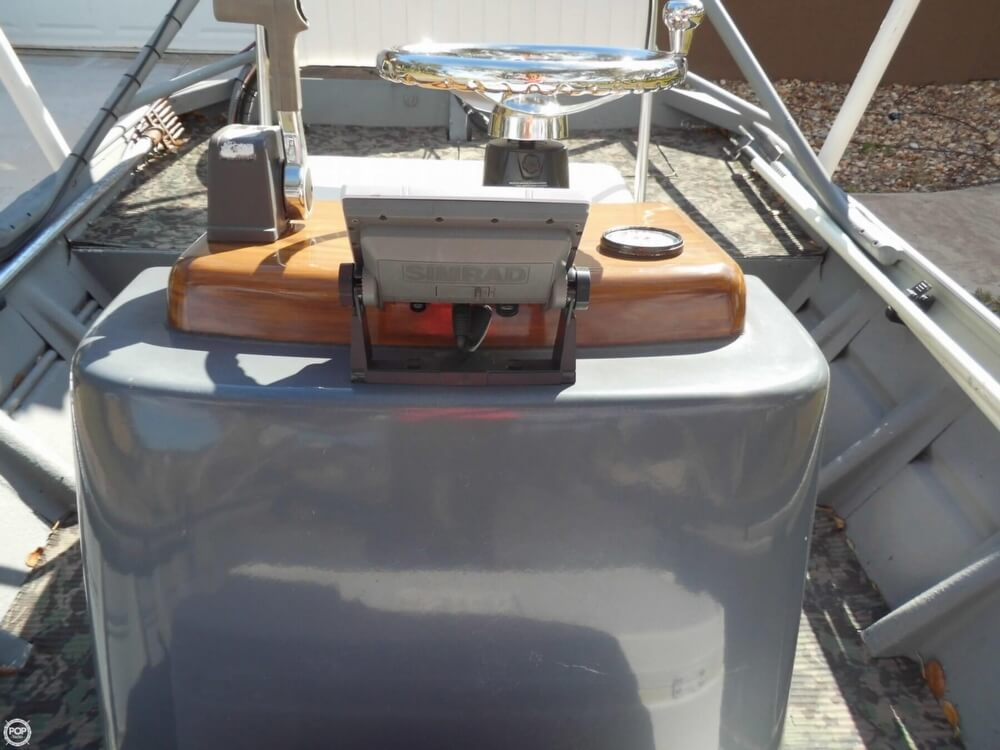 1997 Weld-Craft boat for sale, model of the boat is 1656 CDL & Image # 30 of 41