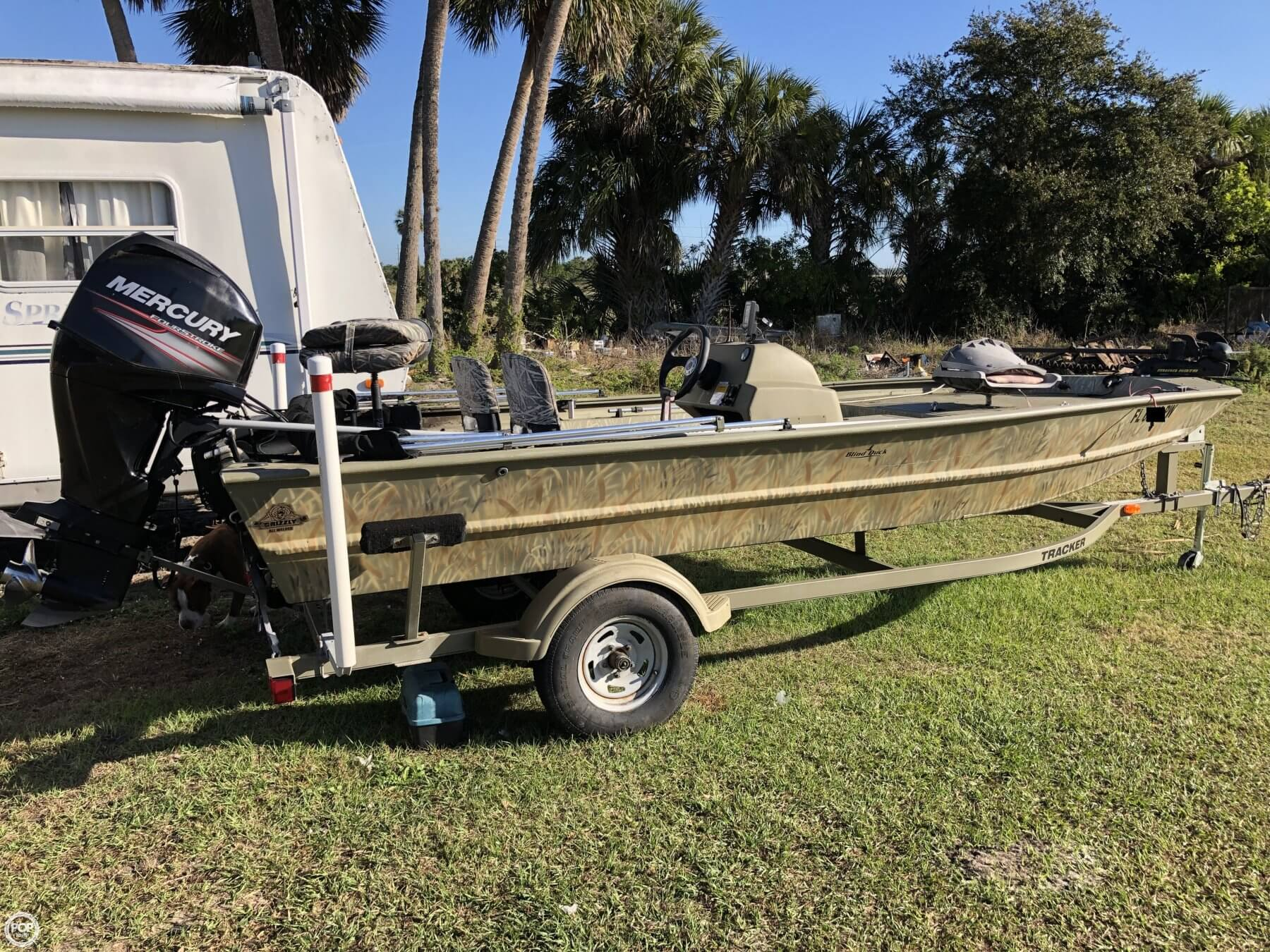 2015 Tracker 1754 SC For Sale