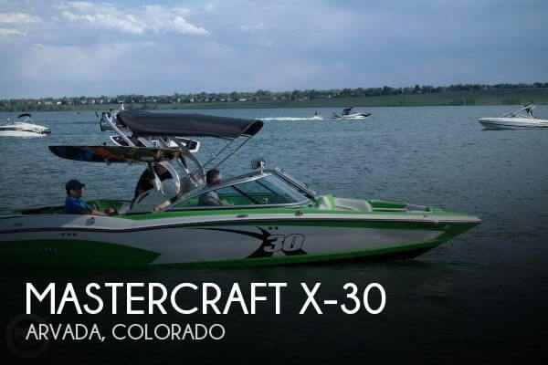 Used Mastercraft Boats For Sale by owner | 2013 Mastercraft 23