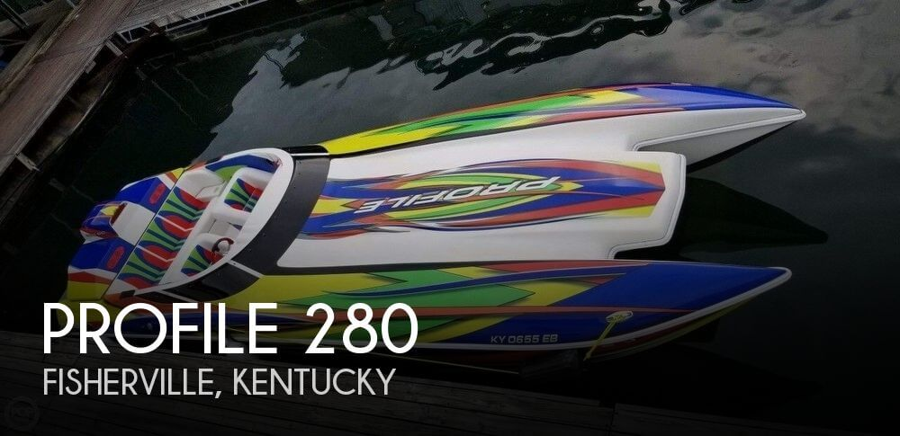 Used Boats For Sale in Louisville, Kentucky by owner   2000 Profile 280
