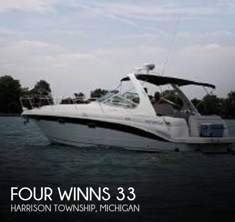 Used Four Winns Boats For Sale by owner | 2000 Four Winns 33