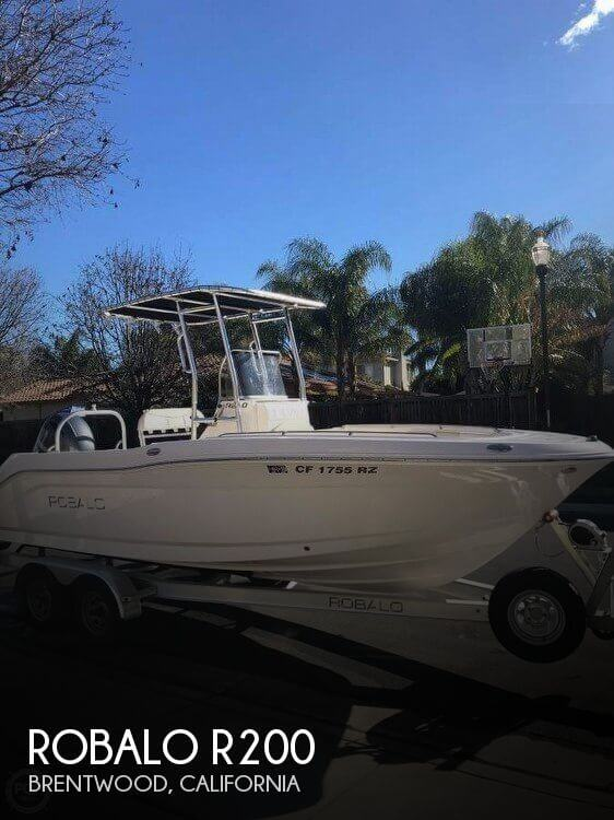 Used Robalo Boats For Sale by owner | 2017 Robalo 20