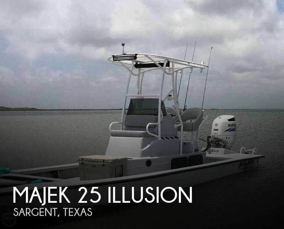 Used Majek Boats For Sale by owner | 2018 Majek 25