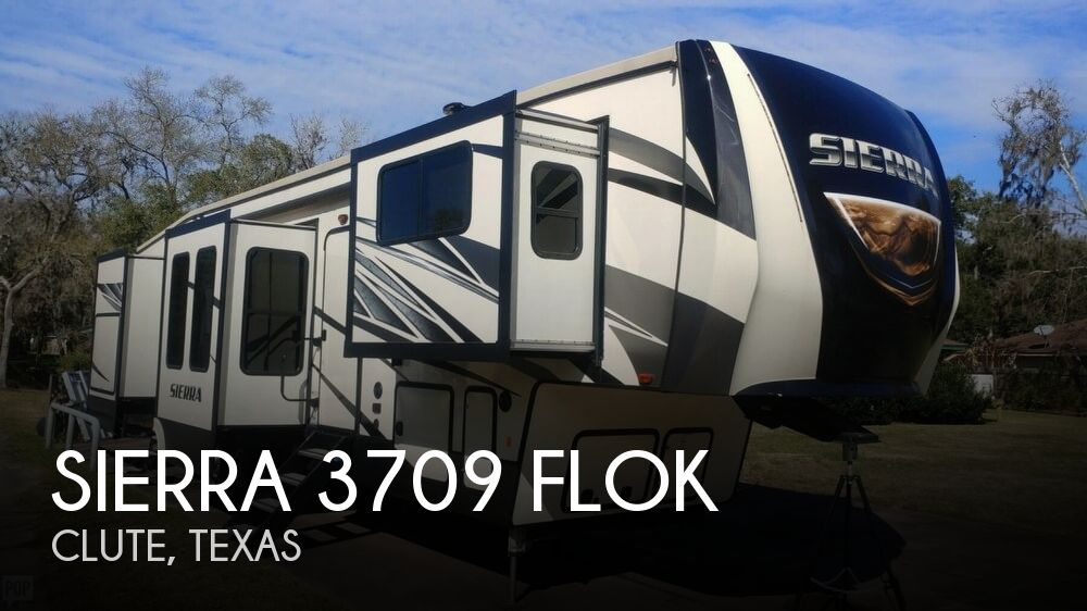 2018 Forest River Sierra 3709 FLOK