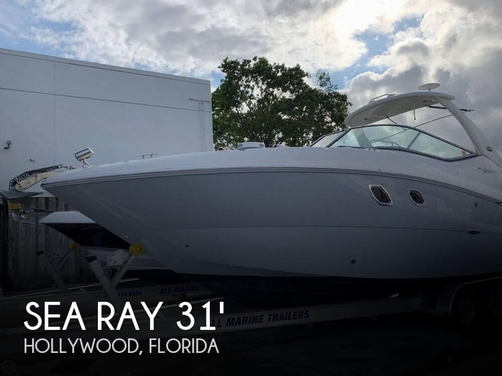 Used Sea Ray 31 Boats For Sale by owner | 2008 Sea Ray 31