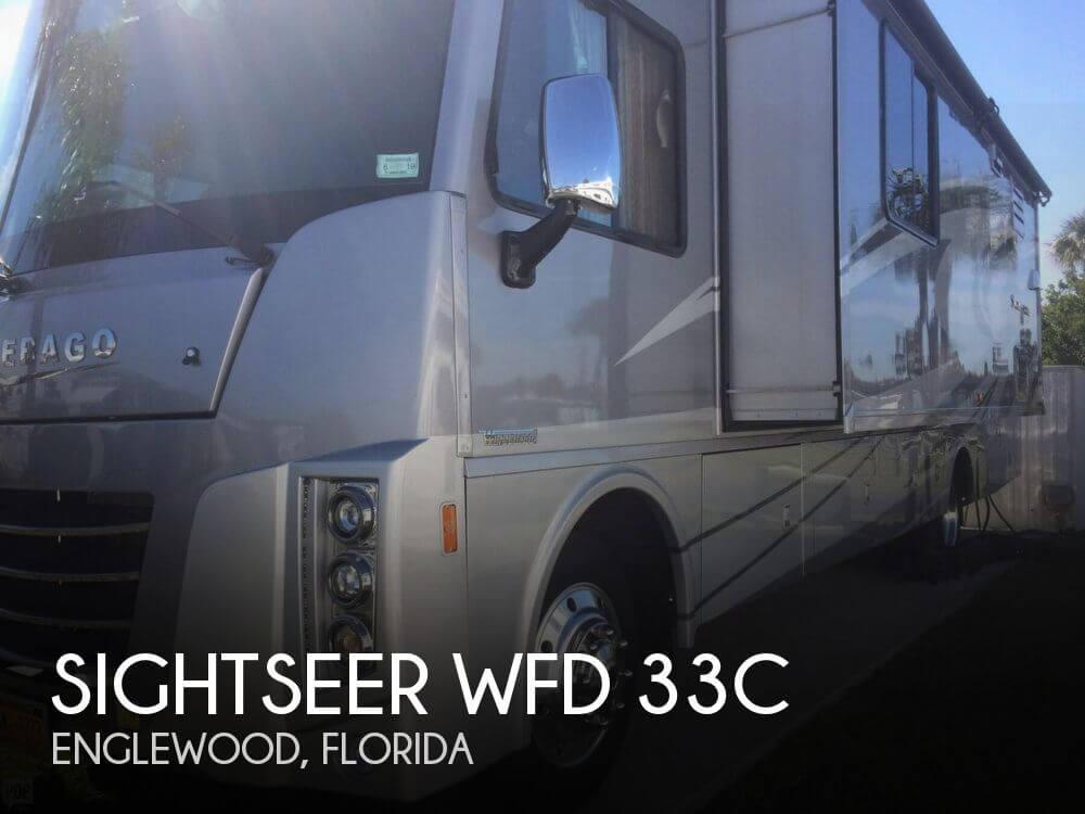 2016 Winnebago Sightseer WFD 33C