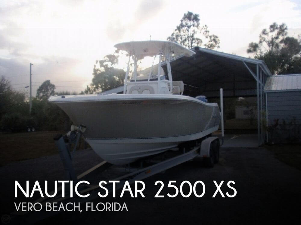 Used Nautic Star 25 Boats For Sale by owner | 2015 Nautic Star 2500 XS