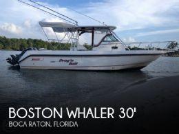 2002 Boston Whaler 290 Outrage