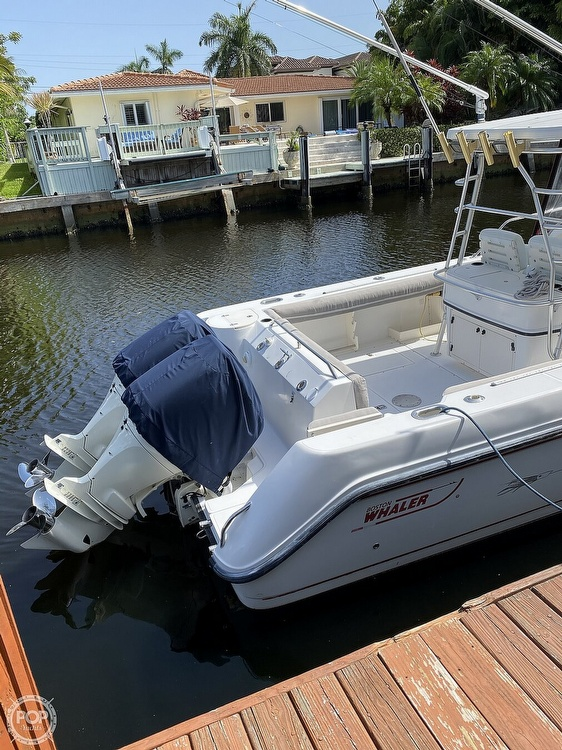 2002 Boston Whaler boat for sale, model of the boat is 290 Outrage & Image # 6 of 40