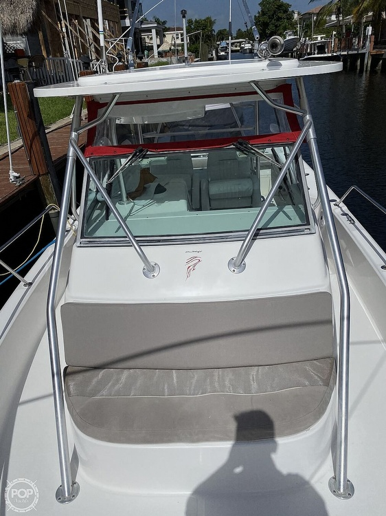2002 Boston Whaler boat for sale, model of the boat is 290 Outrage & Image # 12 of 40