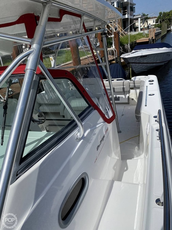 2002 Boston Whaler boat for sale, model of the boat is 290 Outrage & Image # 18 of 40