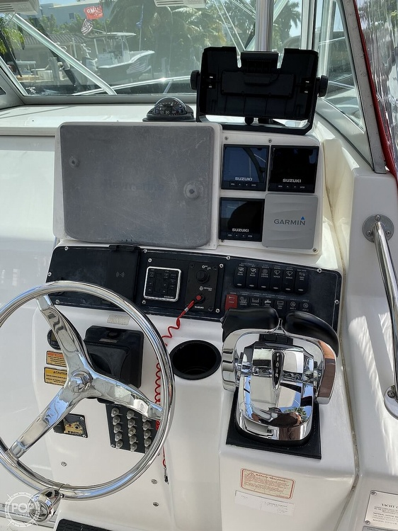 2002 Boston Whaler boat for sale, model of the boat is 290 Outrage & Image # 20 of 40