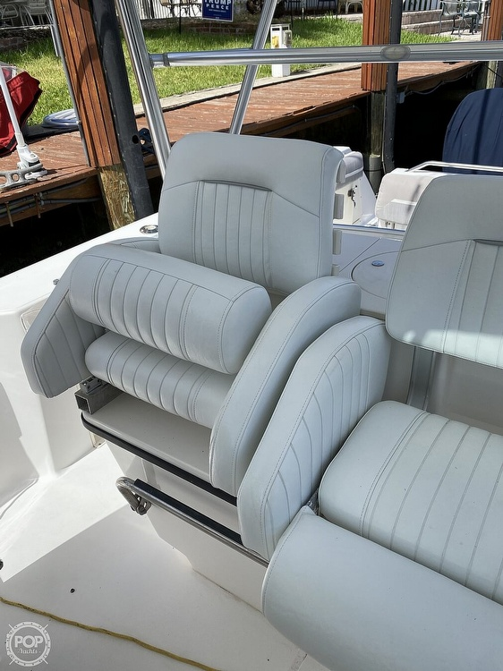 2002 Boston Whaler boat for sale, model of the boat is 290 Outrage & Image # 26 of 40