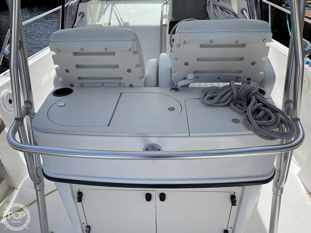 2002 Boston Whaler boat for sale, model of the boat is 290 Outrage & Image # 33 of 40