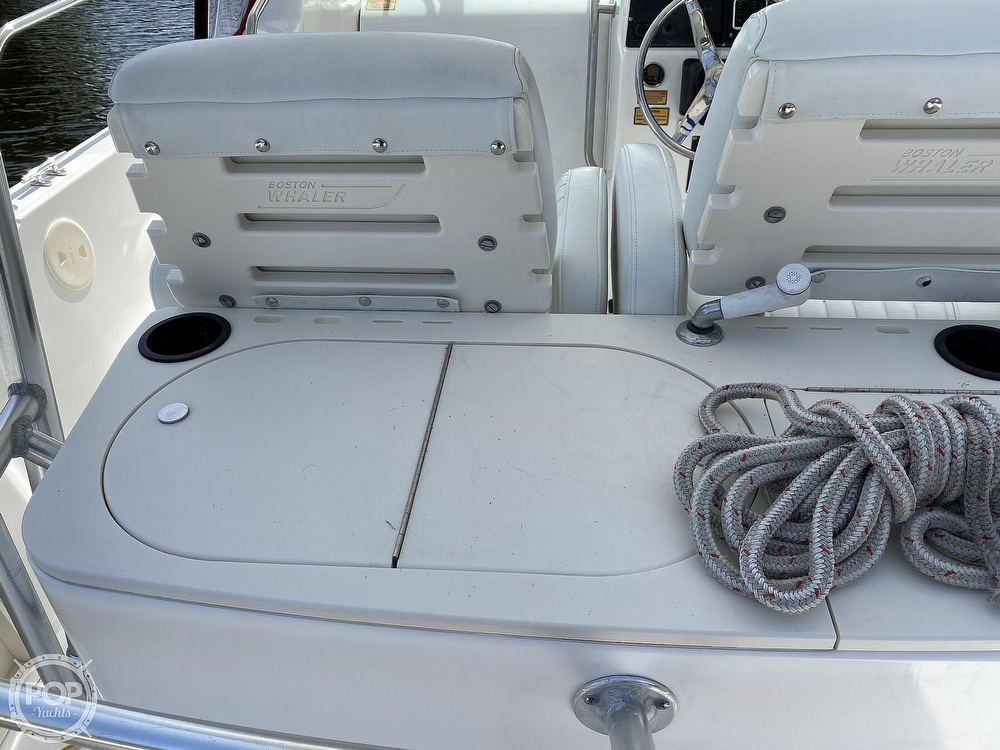 2002 Boston Whaler boat for sale, model of the boat is 290 Outrage & Image # 35 of 40