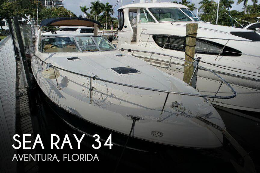 Used Sea Ray 34 Boats For Sale by owner | 2001 Sea Ray 34