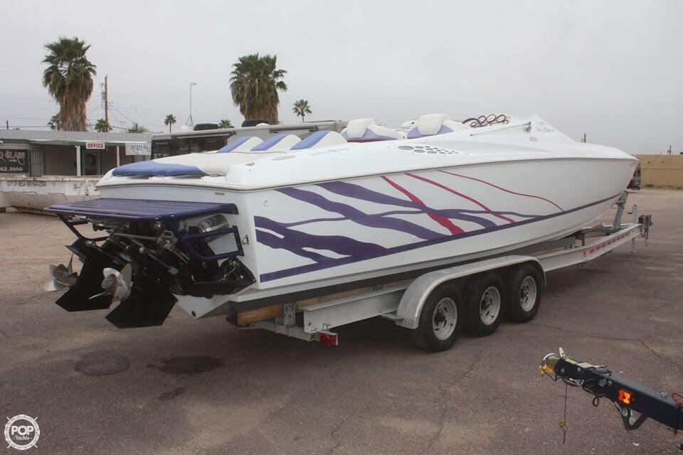 1998 Baja Outlaw 36