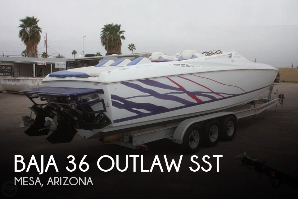 Used Boats For Sale in Arizona by owner | 1998 Baja 36