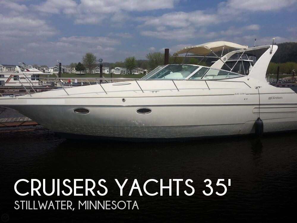 1995 Cruisers 3570 Esprit For Sale