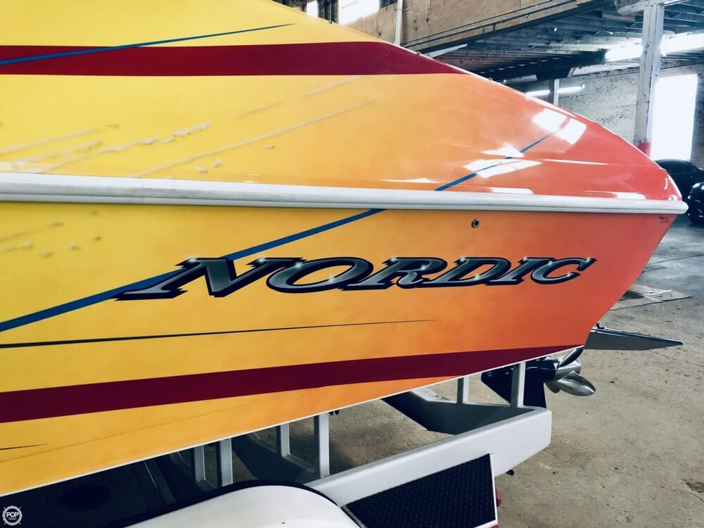 2003 Nordic Tugs boat for sale, model of the boat is 35 Flame & Image # 39 of 40