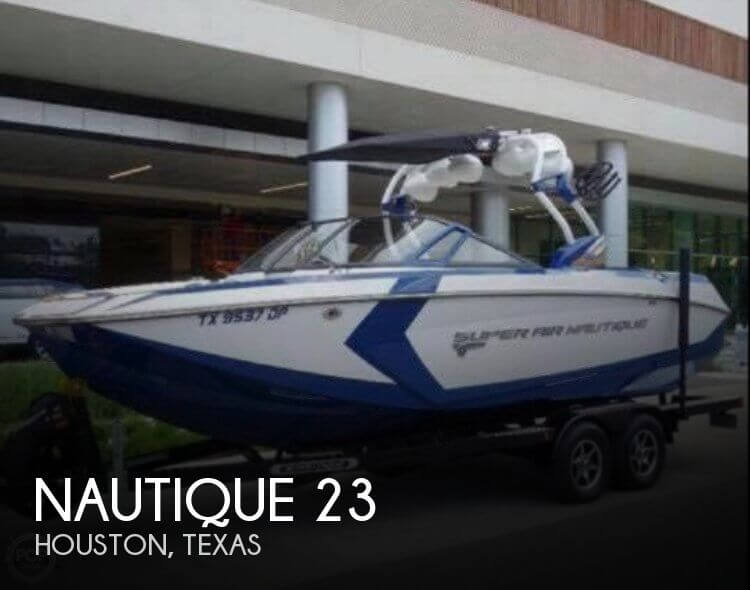 Used Boats For Sale in Houston, Texas by owner | 2016 Nautique 23
