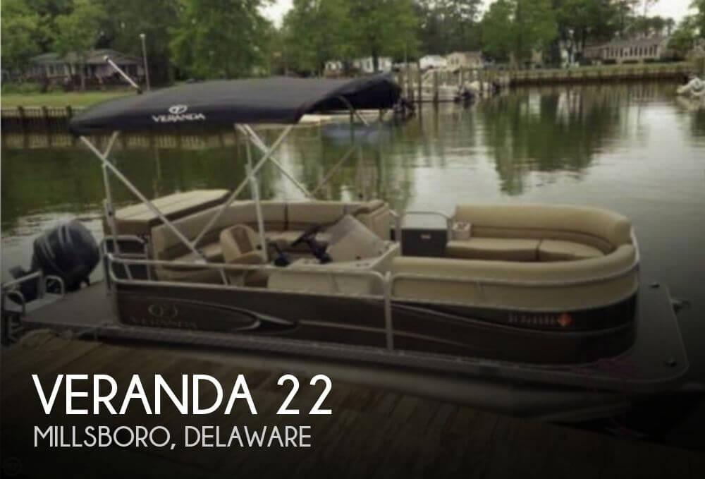 Used Veranda Boats For Sale by owner | 2016 Veranda 22