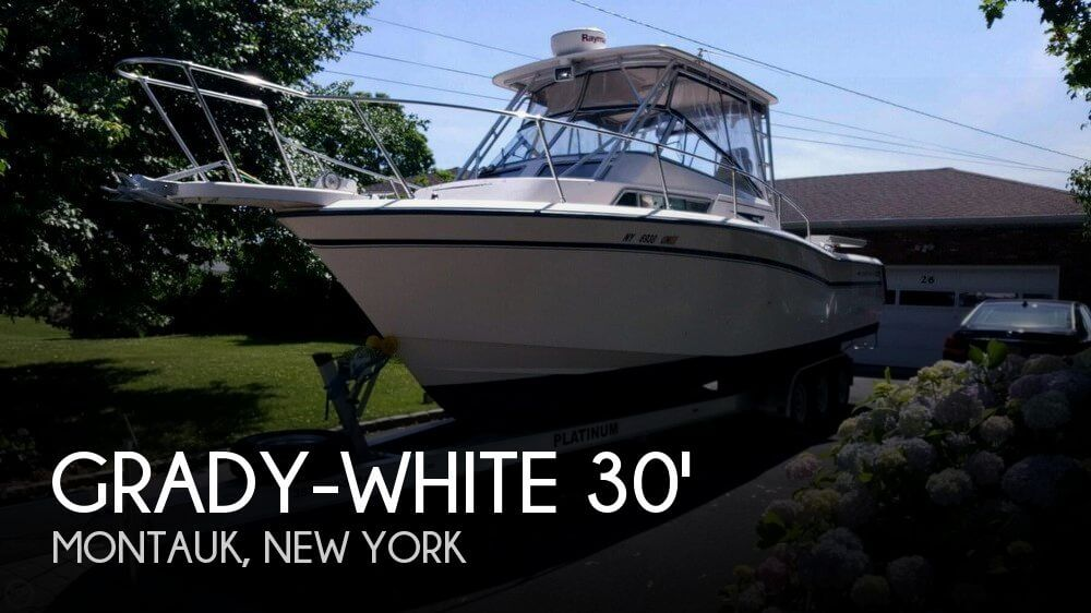 Used Boats For Sale in Hartford, Connecticut by owner | 1996 Grady-White 30