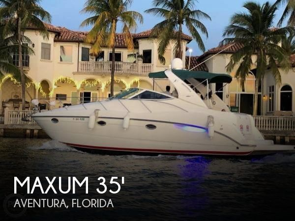 Used Maxum 35 Boats For Sale by owner | 2003 Maxum 35