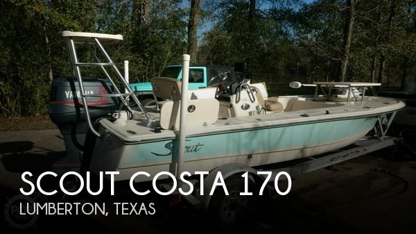 Used Scout Boats For Sale by owner | 2007 Scout 16